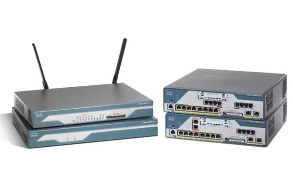 Cisco 1800 series router